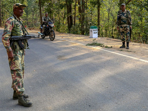 2 naxals killed in encounter with CRPF troops in Vizag district