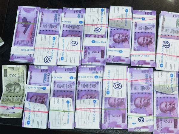 Fake currency seized in Karnataka based on NIA tip off