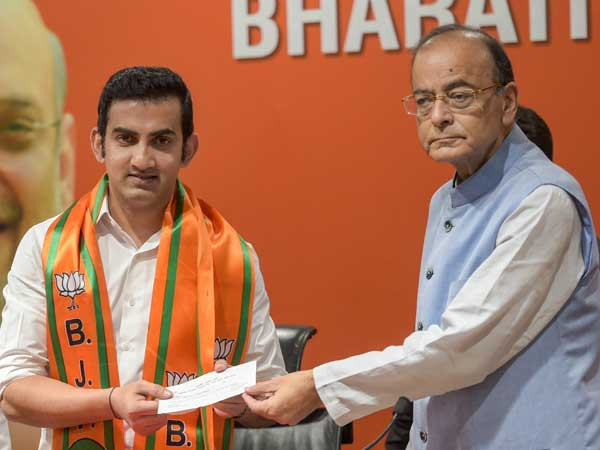 After snub, Gautam Gambhir in Delhi BJP's fresh list of 31 probable candidates