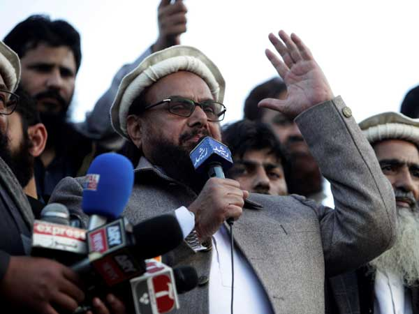UN rejects Hafiz Saeeds plea for removal from list of banned terrorists: Govt sources
