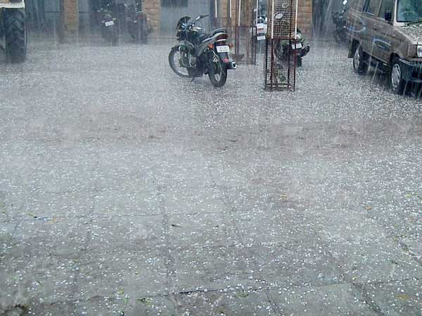 Weather forecast for March 14: Intense spells and hailstorm likely in Delhi