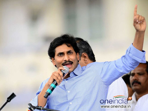 Jagan Reddy elected YSRC legislature party leader, stakes claim to form govt