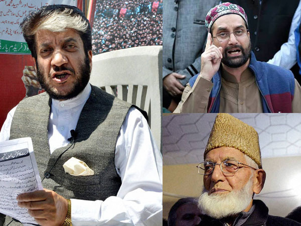 Between 2009-2011, Separatists got highest funding to tune of Rs 34 billion