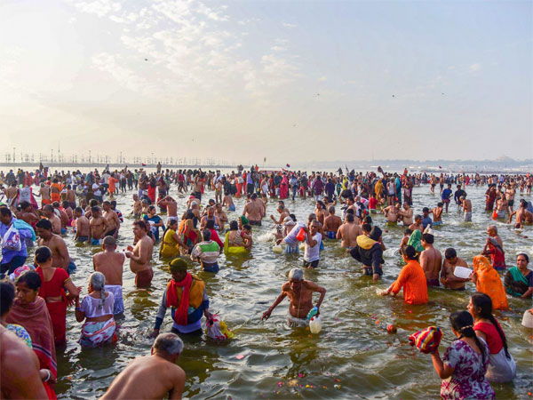 When UP police donned the role of media during Kumbh Mela