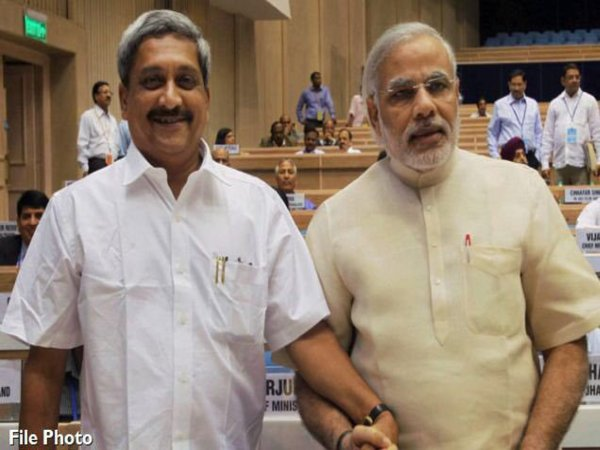 PM Modi pays tribute to 'exceptional administrator' Manohar Parrikar