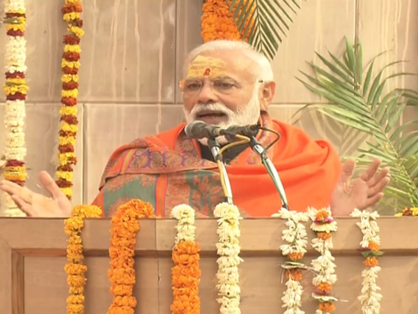 PM Modi blames 'non-cooperation' by SP govt for beautification project in Varanasi