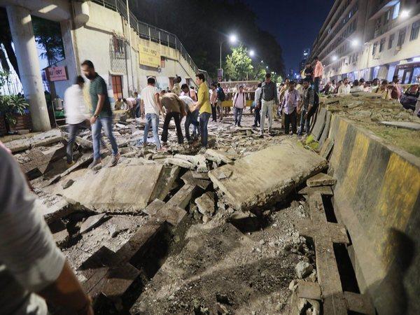 Collapsed Mumbai bridge auditor Neeraj Kumar Desai arrested