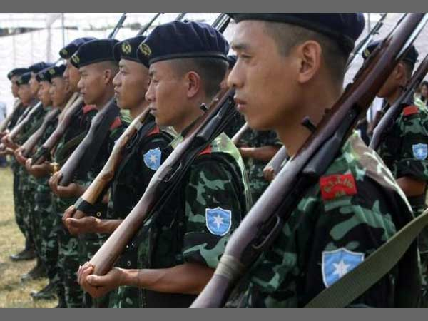 Myanmar takes the battle to NSCN-K