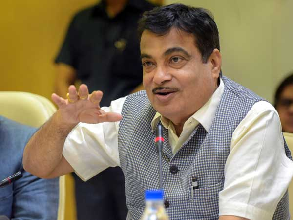 Exit polls not final decision, but hint at BJP's win: Nitin Gadkari