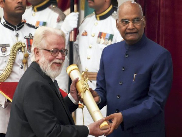 President Kovind confers Padma awards to 54 achievers