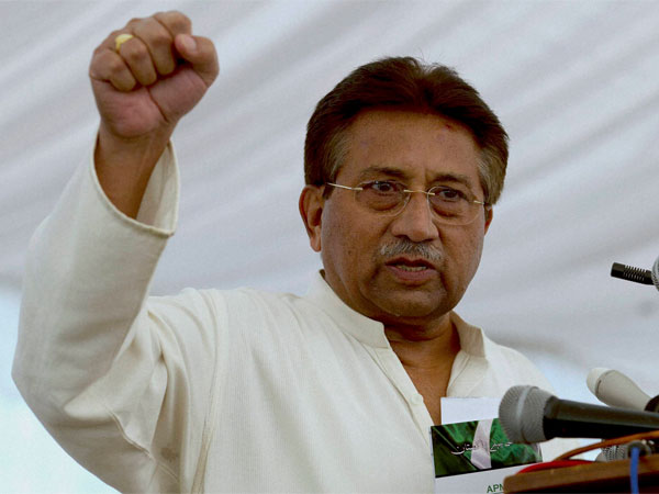[Pak used JeM to carry out terror attacks in India during my tenure says Pervez Musharraf]