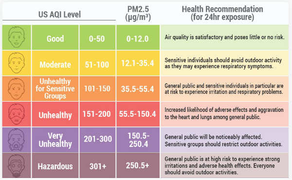 Why should we bother about PM2.5?