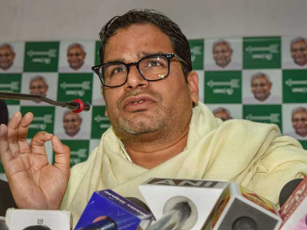 Clearing the air? Understanding Prashant Kishor's tweet