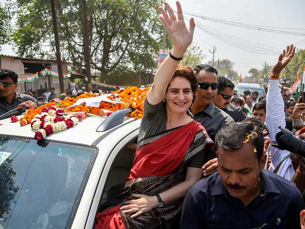 Will Priyanka Gandhi be the joint opposition candidate from Varanasi?