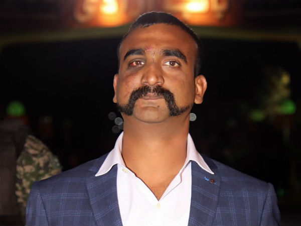 After Wing Commander Abhinandans bravery, his gunslinger moustache style trends