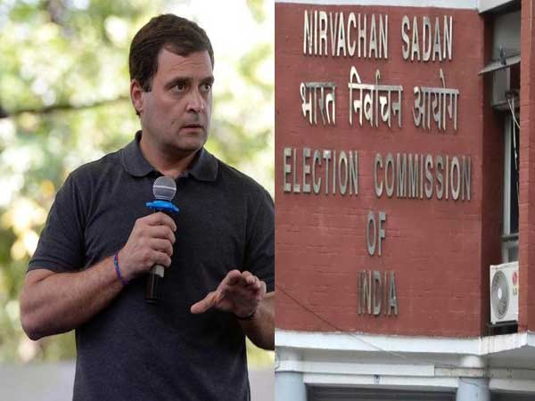 Interaction with TN students: Rahul didn't violate poll code says EC