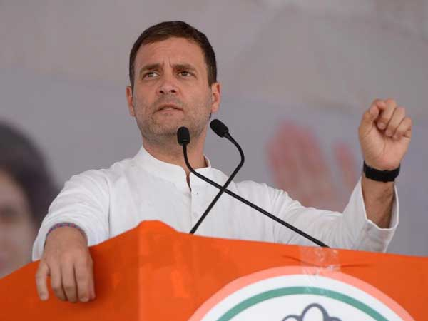 'Will give special status to Andhra, if voted in': Rahul Gandhi in Vijaywada