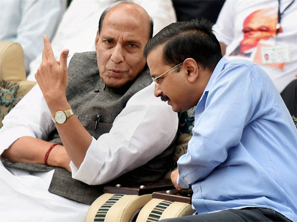 Rajnath Singh, Arvind Kejriwal shun Holi celebrations in memory of Pulwama jawans