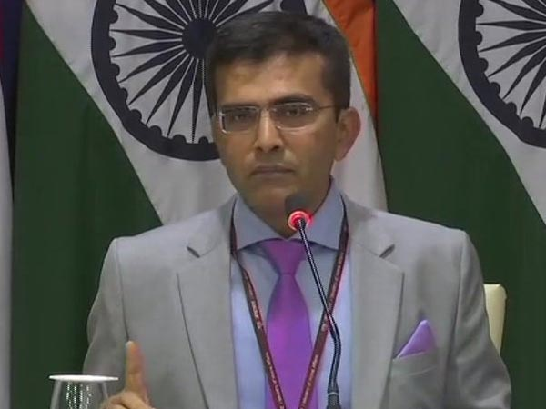 MEA says India is disappointed at Pakistans response over Pulwama dossier