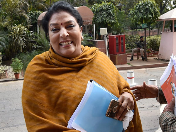Renuka Chowdhury to fight LS polls from Khammam