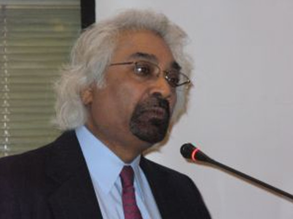 File photo of Sam Pitroda