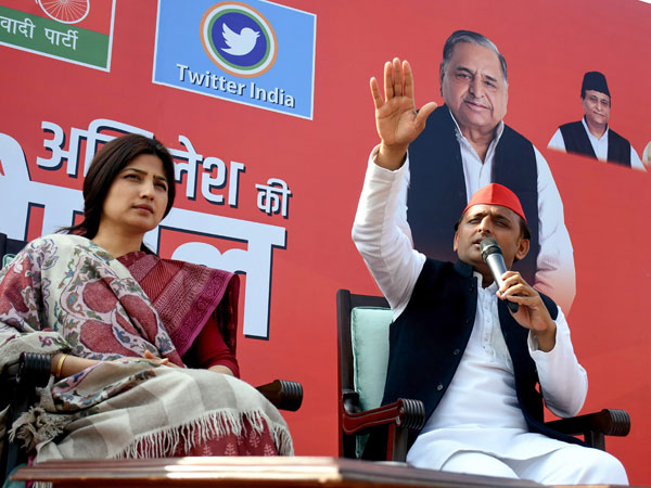 Samajwadi Party releases another list, Dimple Yadav to contest from Kannauj