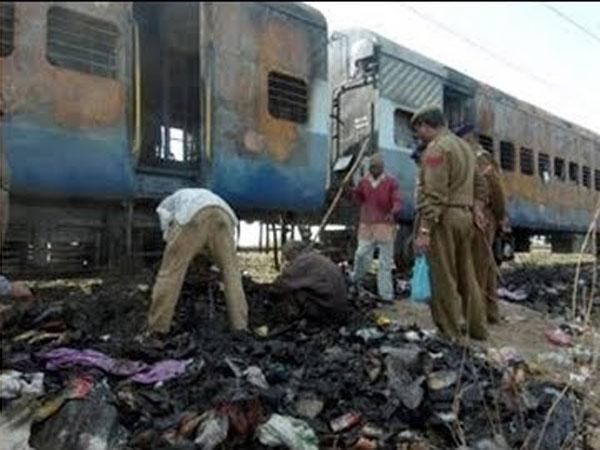 Samjauta Express blasts: A timeline