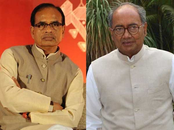 Digvijaya vs Shivraj Singh Chouhan? High-octane battle likely in Bhopal