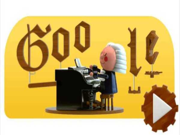 Google Doodle celebrates Johann Sebastian Bach with incredible AI music game