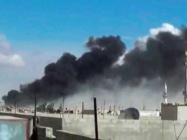 'Thousands still inside last IS pocket'