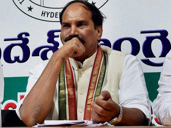 LS polls 2019: Uttam Kumar Reddy to contest from Nalgonda seat