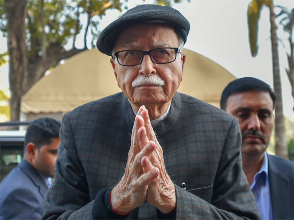 It is curtains for L K Advani, who built BJP from scratch