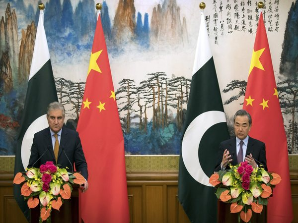 Come what may, we stand with Pak, says China as Islamabad raises Kashmir in top talks
