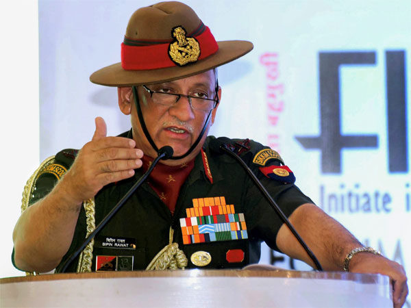 Balakot attack was to ensure terrorists don't carry out action against India: General Bipin Rawat