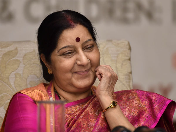 Abhinandan's return in two days is India's diplomatic win: Sushma Swaraj