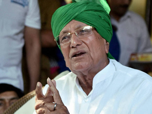 File photo of Om Prakash Chautala
