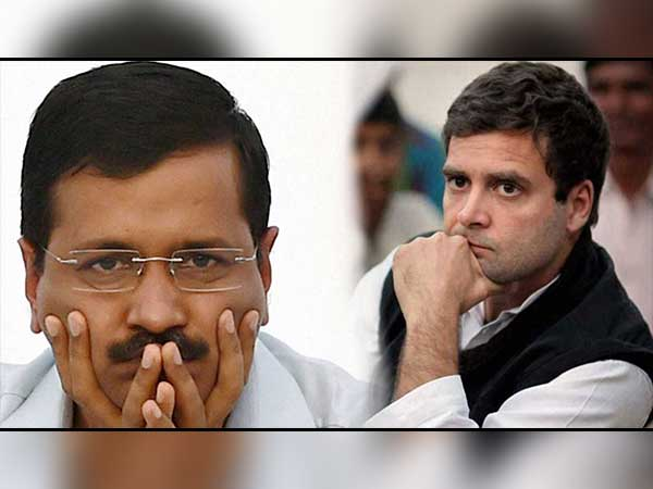 Which U-turn: Arvind Kejriwal hits back at Rahul Gandhi