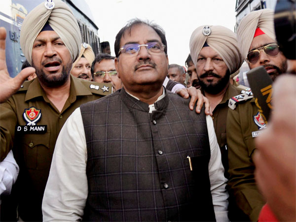 Indian National Lok Dal (INLD) leader Abhay Singh Chautala. PTI file photo
