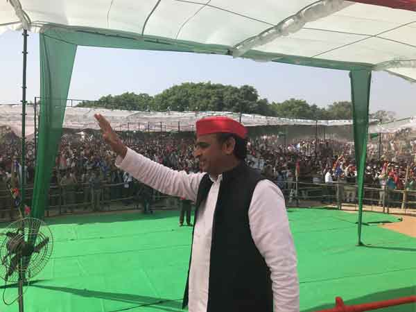 Lok Sabha elections 2019: SP chief Akhilesh Yadav to file nomination from Azamgarh today
