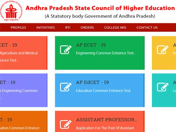 AP ECET 2019 admit card to be released on Saturday