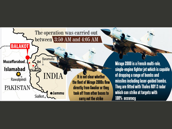 Balakot air strike killed 130-170 JeM terrorists claims Italian journalist