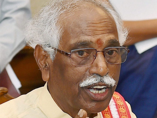 'Hyderabad safe heaven for terrorists': BJP leader Bandaru Dattatreya