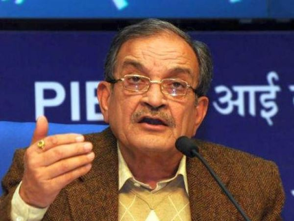 Union minister Chaudhary Birender Singh