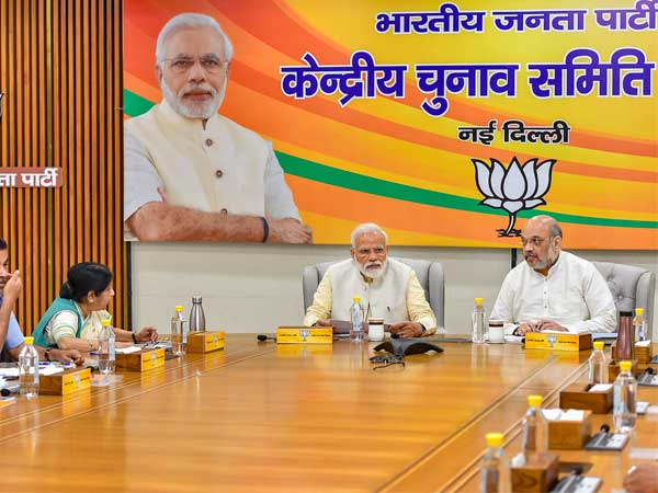 BJP treads carefully before announcing final list of candidates from UP