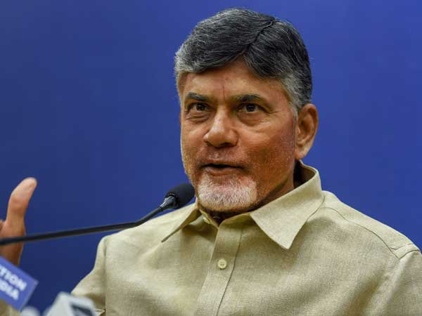 EVMs can be remotely controlled, even from Russia: Chandrababu Naidu
