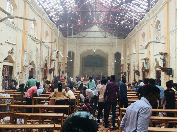 Sri Lanka serial bombings: 215 killed in ghastly attacks; 3 Indians among dead; 13 suspects arrested