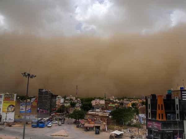 31 dead as rain, strong winds, storm hit Rajasthan, Madhya Pradesh, Gujarat