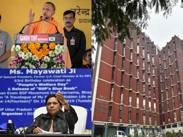 EC bans Yogi Adityanath from campaigning for 72 hours, Mayawati for 48 hours