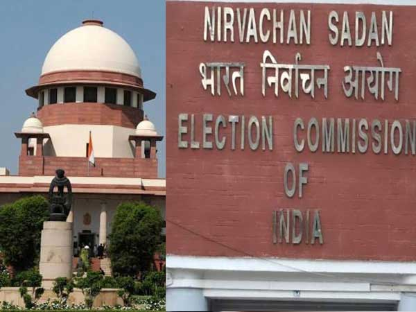 'You don't look powerless anymore': SC to EC over banning politicians for violating model code