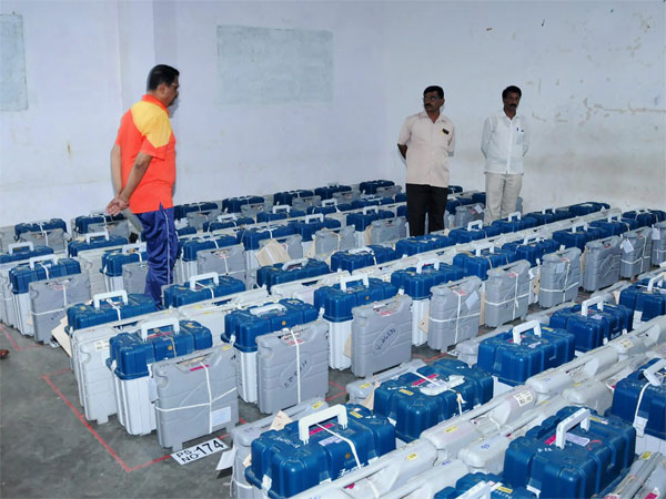 Nizamabad set to create history with highest number of EVMs